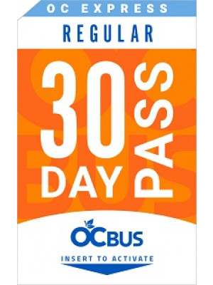 OC EXPRESS 30-DAY PASS