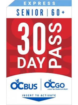 EXPRESS SENIOR 30-DAY PASS
